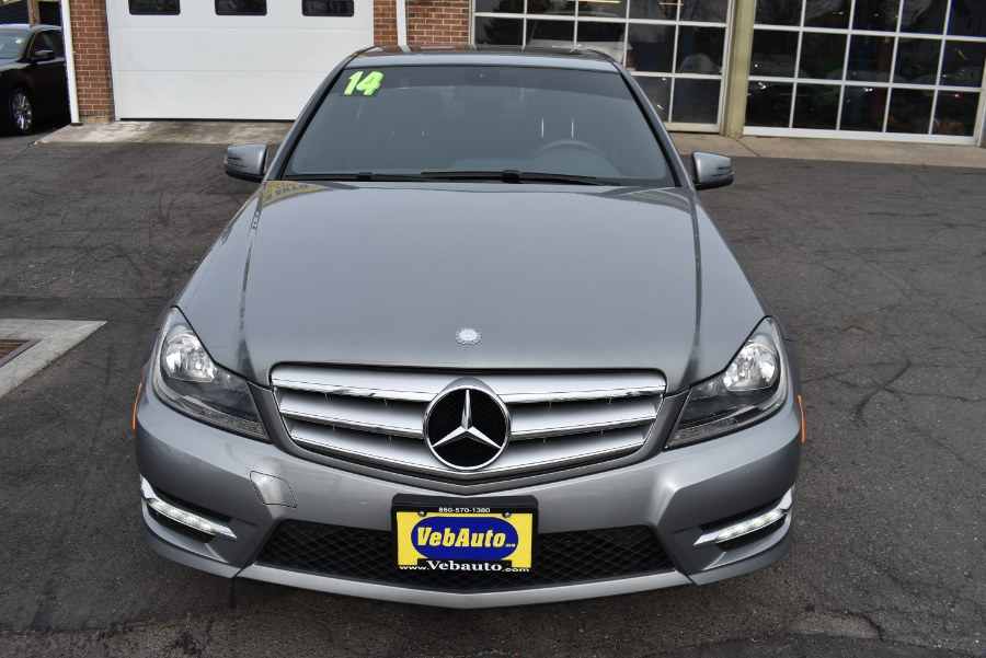 2014 Mercedes-Benz C-Class 4dr Sdn C300 Sport 4MATIC, available for sale in Hartford, Connecticut | VEB Auto Sales. Hartford, Connecticut