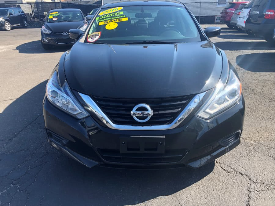 Used 2016 Nissan Altima in Bridgeport, Connecticut | Affordable Motors Inc. Bridgeport, Connecticut