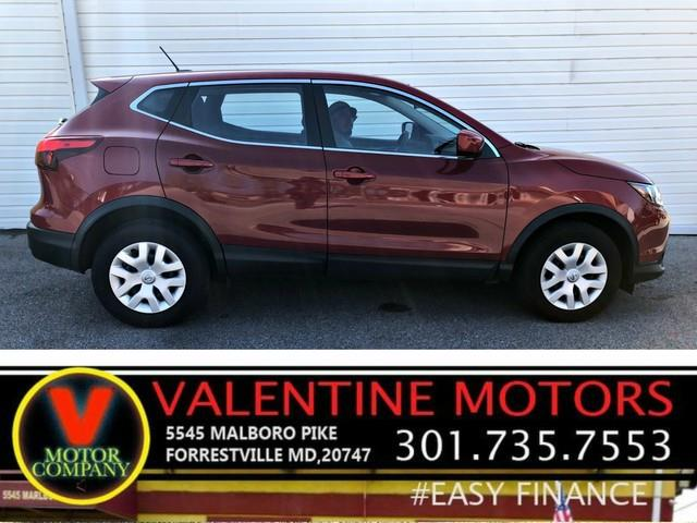 2018 Nissan Rogue Sport SV, available for sale in Forestville, Maryland | Valentine Motor Company. Forestville, Maryland