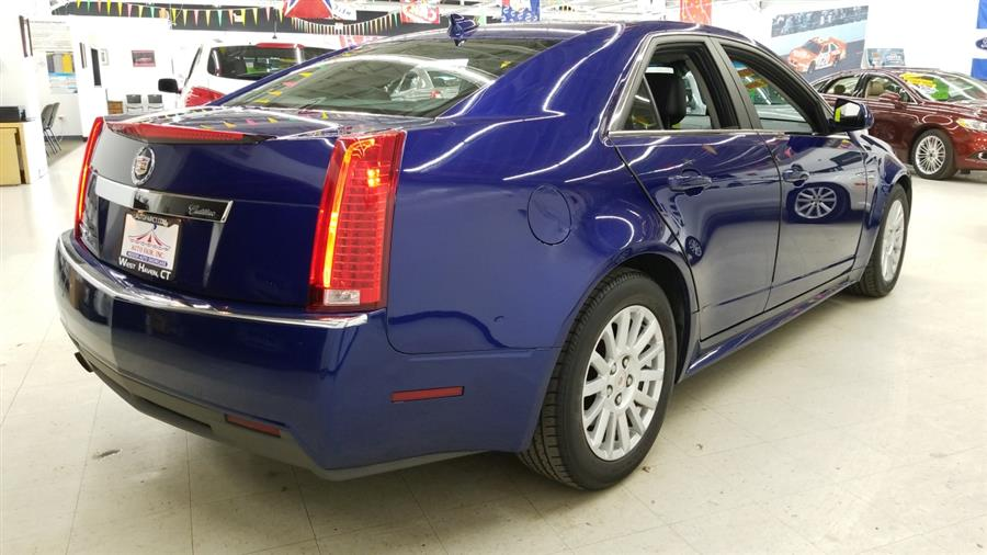 2012 Cadillac CTS Sedan 4dr Sdn 3.0L Luxury AWD, available for sale in West Haven, CT