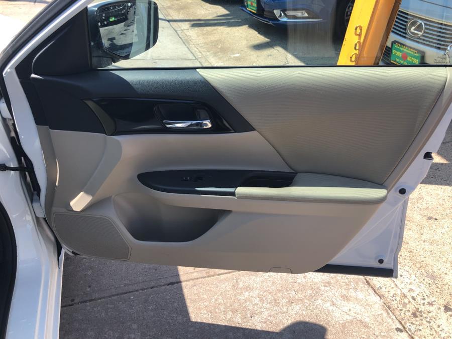 2016 Honda Accord Sedan 4dr I4 CVT LX, available for sale in Jamaica, New York | Sylhet Motors Inc.. Jamaica, New York