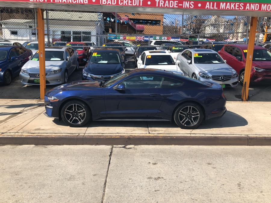2018 Ford Mustang EcoBoost Premium Fastback, available for sale in Jamaica, New York   Sylhet Motors Inc.. Jamaica, New York