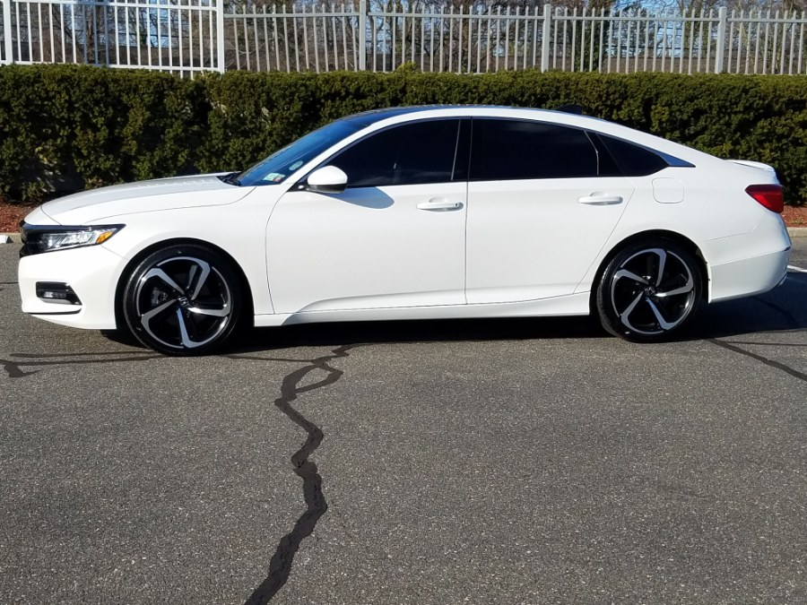 2018 Honda Accord Sedan Sport 1.5T w/Back-up Camera,BrakeAssist,Push Start, available for sale in Queens, NY