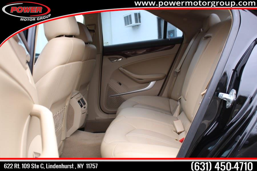 2011 Cadillac CTS Sedan 4dr Sdn 3.0L Luxury, available for sale in Lindenhurst , New York | Power Motor Group. Lindenhurst , New York