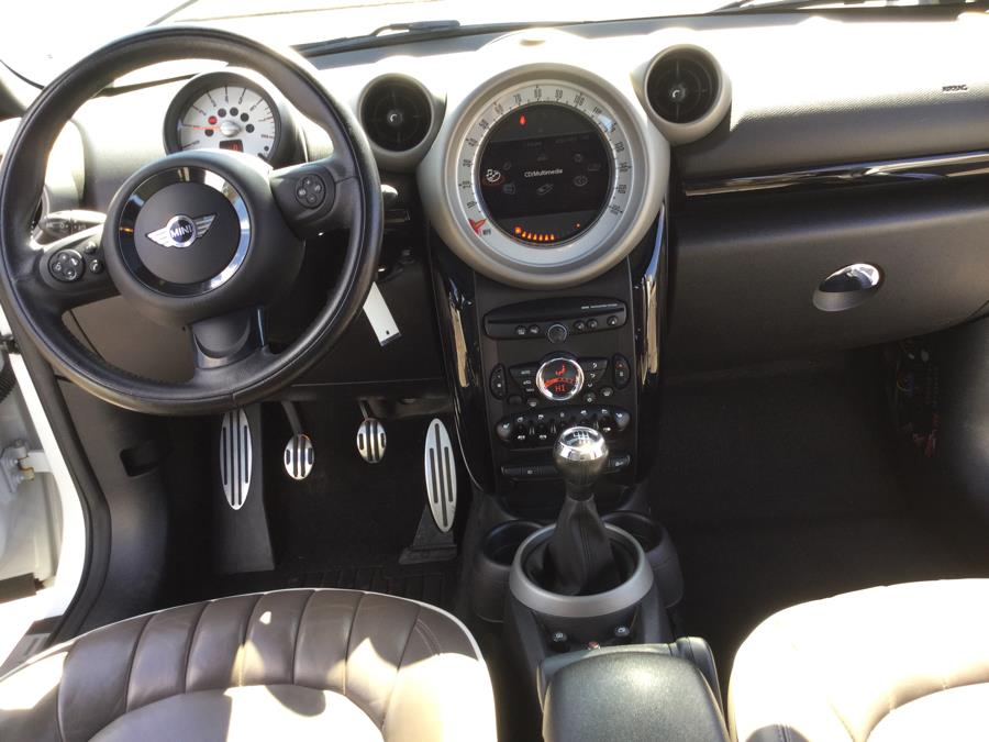 2012 MINI Cooper Countryman AWD 4dr S ALL4, available for sale in Plantsville, Connecticut | L&S Automotive LLC. Plantsville, Connecticut