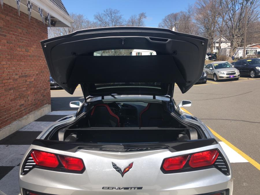 2016 Chevrolet Corvette 2dr Stingray Cpe w/2LT, available for sale in Waterbury, Connecticut | National Auto Brokers, Inc.. Waterbury, Connecticut