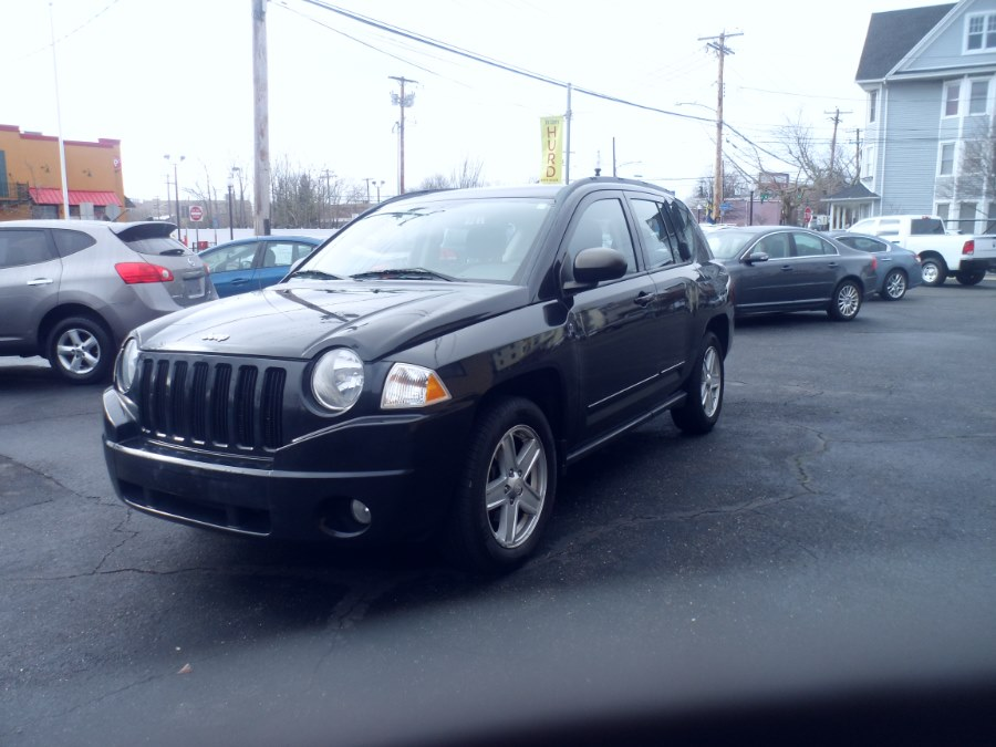 2010 Jeep Compass 4WD 4dr Sport *Ltd Avail*, available for sale in Bridgeport, Connecticut | Hurd Auto Sales. Bridgeport, Connecticut
