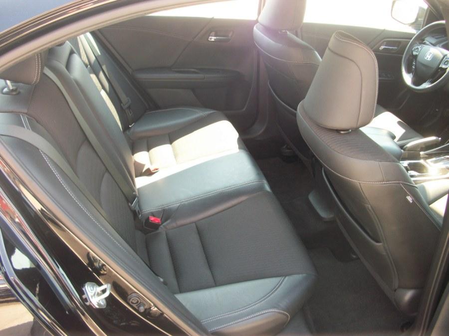 2016 Honda Accord Sedan 4dr I4 CVT Sport, available for sale in Jamaica, New York | Gateway Car Dealer Inc. Jamaica, New York
