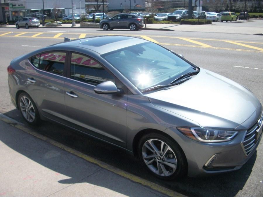 2017 Hyundai Elantra Limited 2.0L Auto (Ulsan) *Ltd Avail*, available for sale in Jamaica, New York   Gateway Car Dealer Inc. Jamaica, New York