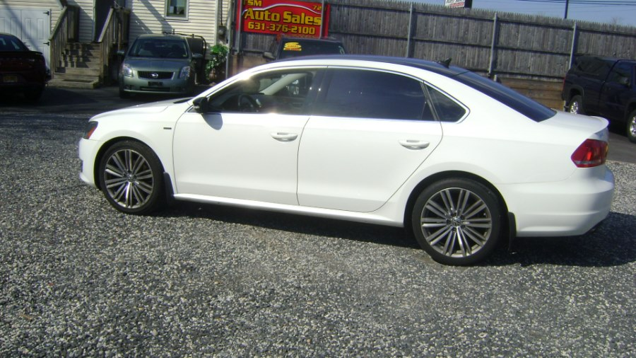 2015 Volkswagen Passat 4dr Sdn 1.8T Auto Sport PZEV, available for sale in West Babylon, New York | TSM Automotive Consultants Ltd.. West Babylon, New York