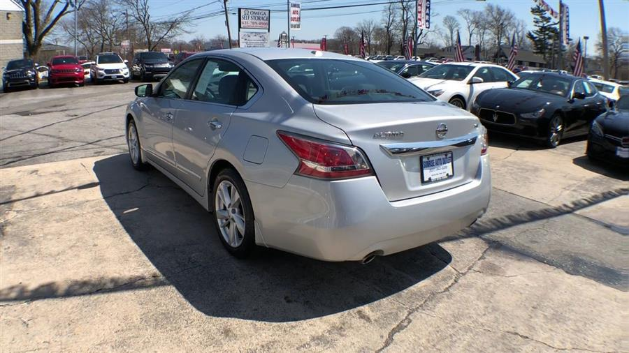 2015 Nissan Altima 4dr Sdn I4 2.5 SV, available for sale in Jamaica, New York | Hillside Auto Mall Inc.. Jamaica, New York
