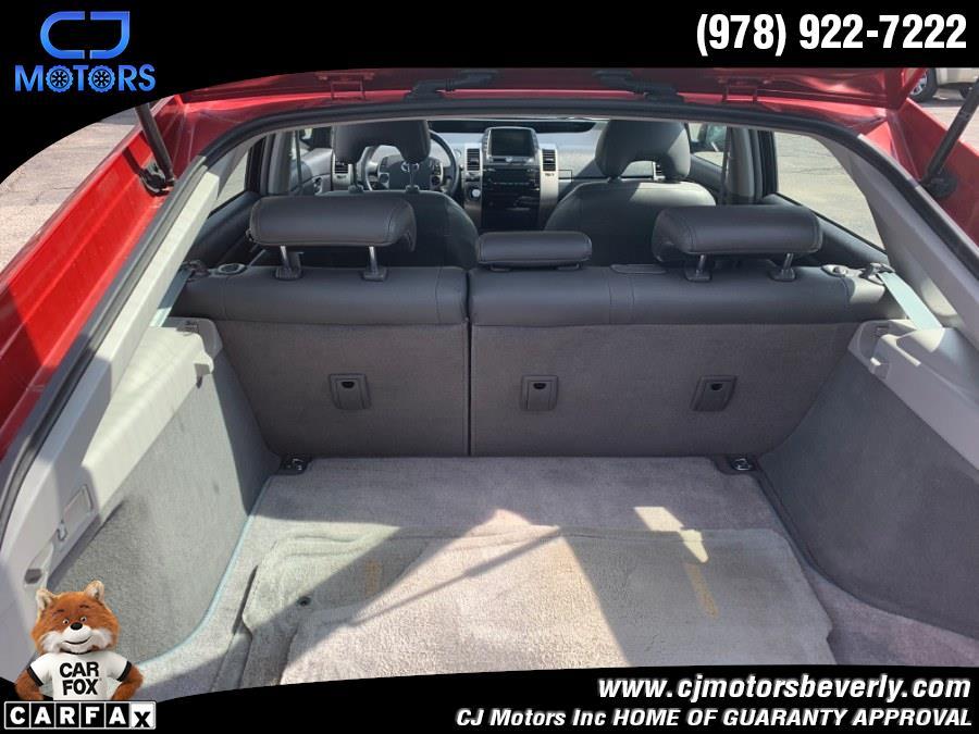 2008 Toyota Prius 5dr HB Touring (Natl), available for sale in Beverly, Massachusetts | CJ Motors Inc. Beverly, Massachusetts