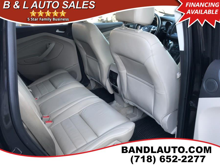 2015 Ford Escape 4WD 4dr Titanium, available for sale in Bronx, New York | B & L Auto Sales LLC. Bronx, New York