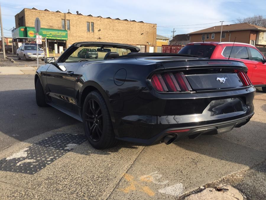 2015 Ford Mustang 2dr Conv EcoBoost Premium, available for sale in Franklin Square, New York | Signature Auto Sales. Franklin Square, New York