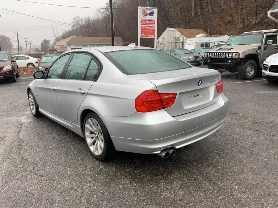 Used BMW 3 Series 4dr Sdn 328i xDrive AWD SULEV 2011 | Five Star Cars LLC. Meriden, Connecticut