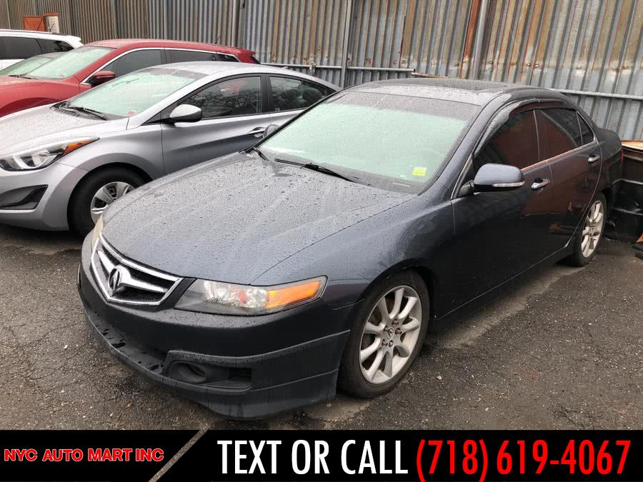 Used Acura TSX 4dr Sdn MT 2007 | NYC Automart Inc. Brooklyn, New York