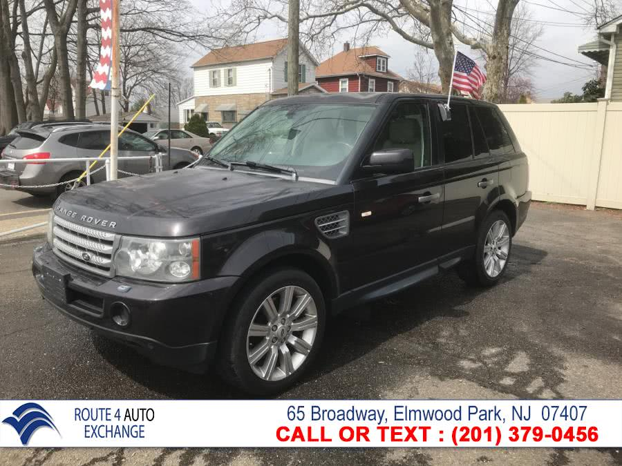 Used 2009 Land Rover Range Rover Sport in Elmwood Park, New Jersey | Route 4 Auto Exchange. Elmwood Park, New Jersey