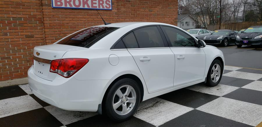 2013 Chevrolet Cruze 4dr Sdn Auto LT, available for sale in Waterbury, Connecticut   National Auto Brokers, Inc.. Waterbury, Connecticut