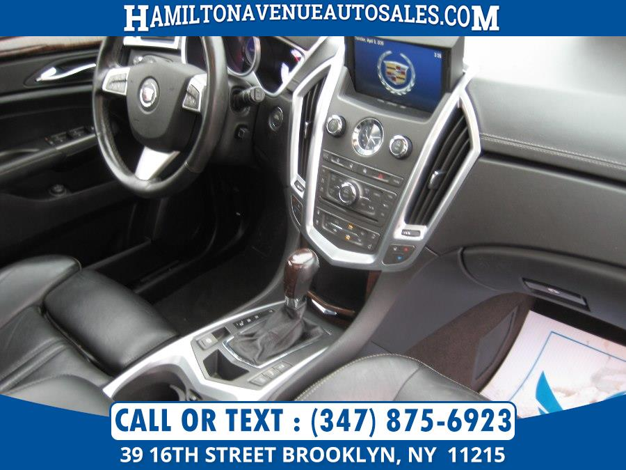 2012 Cadillac SRX AWD 4dr Luxury Collection, available for sale in Brooklyn, New York | Hamilton Avenue Auto Sales DBA Nyautoauction.com. Brooklyn, New York