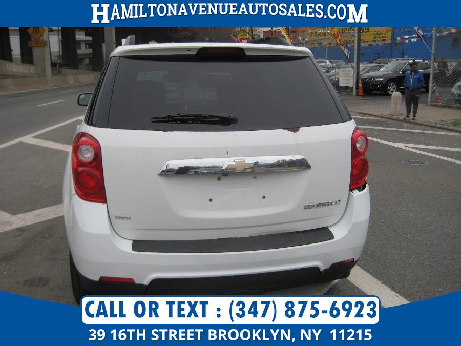 2012 Chevrolet Equinox AWD 4dr LT w/1LT, available for sale in Brooklyn, New York | Hamilton Avenue Auto Sales DBA Nyautoauction.com. Brooklyn, New York