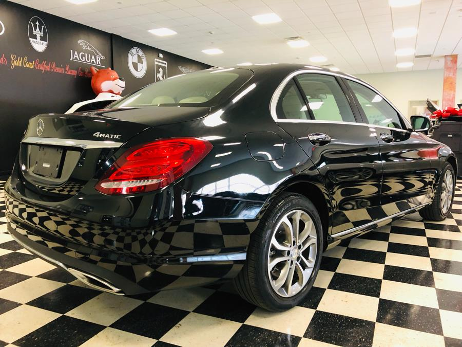 Used Mercedes-Benz C-Class 4dr Sdn C300 Sport 4MATIC 2016 | Northshore Motors. Syosset , New York