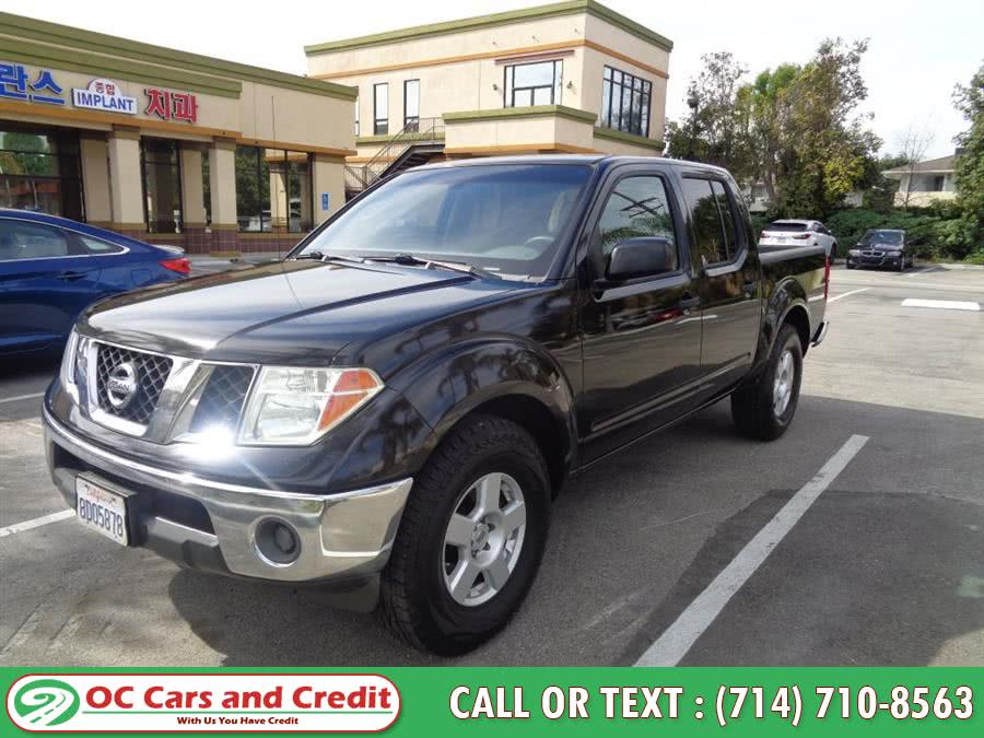 2006 Nissan Frontier CREW CAB LE, available for sale in Garden Grove, California | OC Cars and Credit. Garden Grove, California