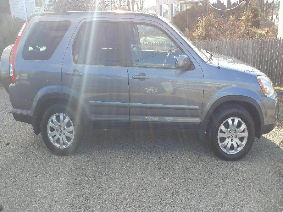2005 Honda CR-V 4WD EX AT SE, available for sale in Chicopee, Massachusetts | Matts Auto Mall LLC. Chicopee, Massachusetts