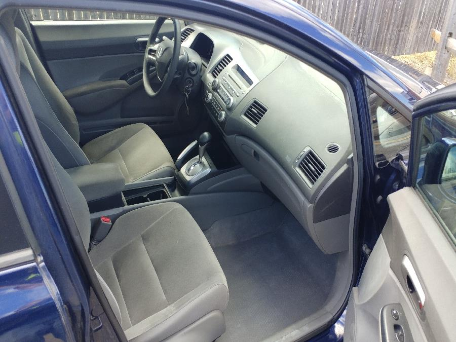 2007 Honda Civic Sdn 4dr AT LX, available for sale in Chicopee, Massachusetts | Matts Auto Mall LLC. Chicopee, Massachusetts