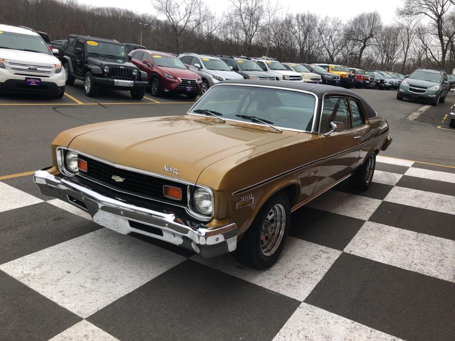 1974 Chevrolet Nova Custom, available for sale in Waterbury, Connecticut | National Auto Brokers, Inc.. Waterbury, Connecticut