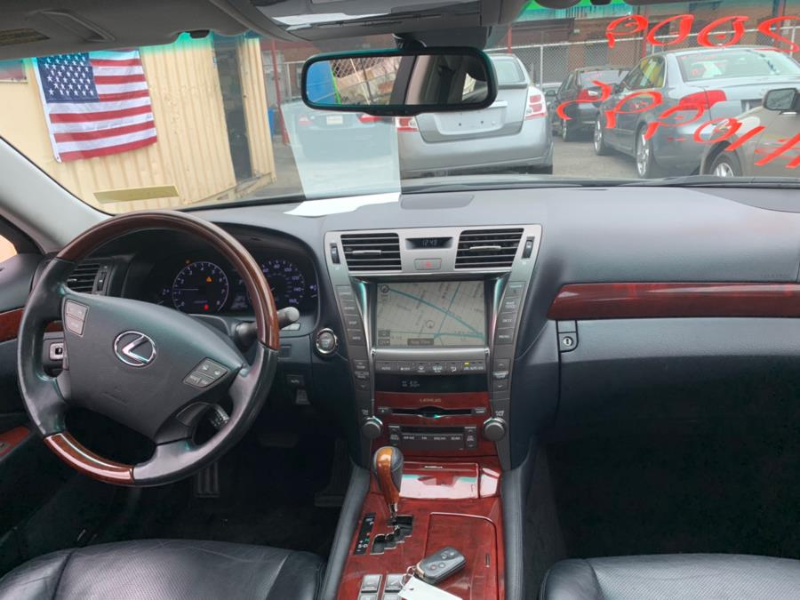 2009 Lexus LS 460 4dr Sdn AWD, available for sale in Brooklyn, New York   Atlantic Used Car Sales. Brooklyn, New York