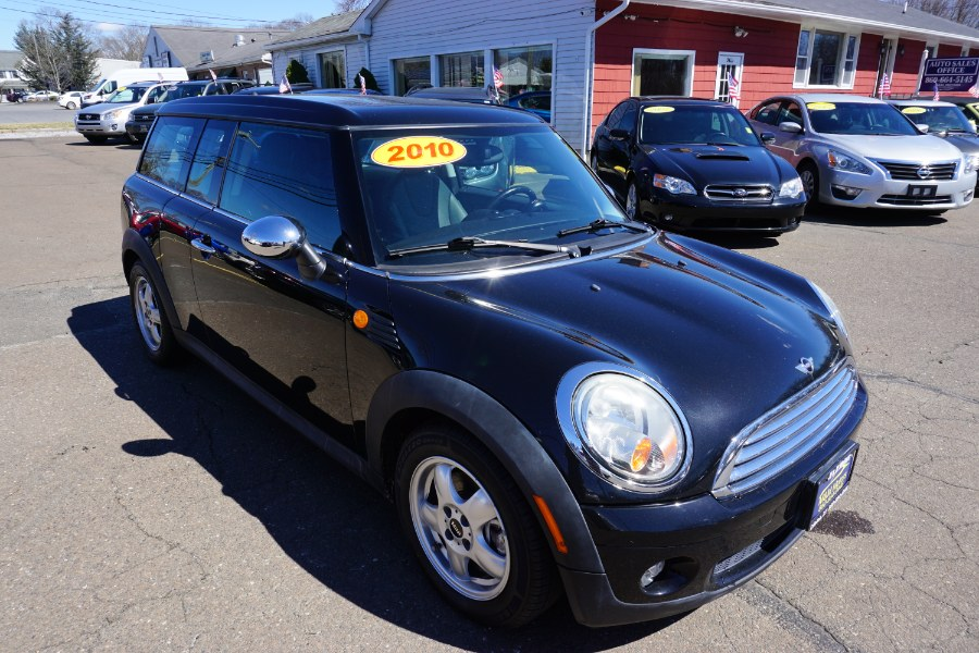 2010 MINI Cooper Clubman 2dr Cpe, available for sale in Clinton, Connecticut | M&M Motors International. Clinton, Connecticut