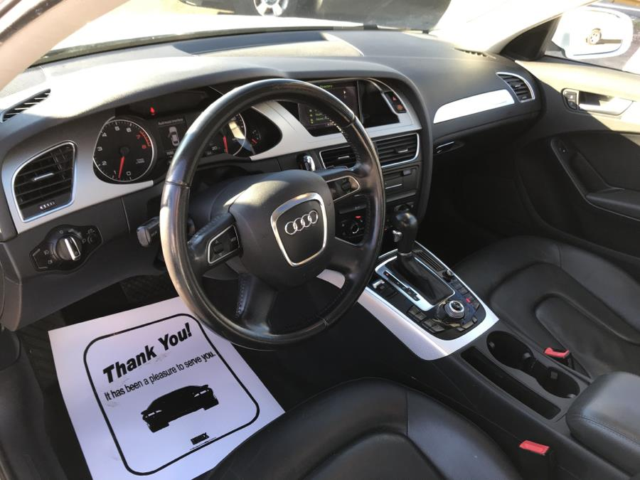2011 Audi A4 4dr Sdn Auto quattro 2.0T Premium  Plus, available for sale in West Hartford, Connecticut | Auto Store. West Hartford, Connecticut
