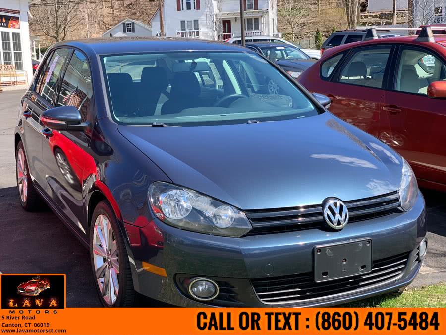 Used 2012 Volkswagen Golf in Canton, Connecticut | Lava Motors. Canton, Connecticut