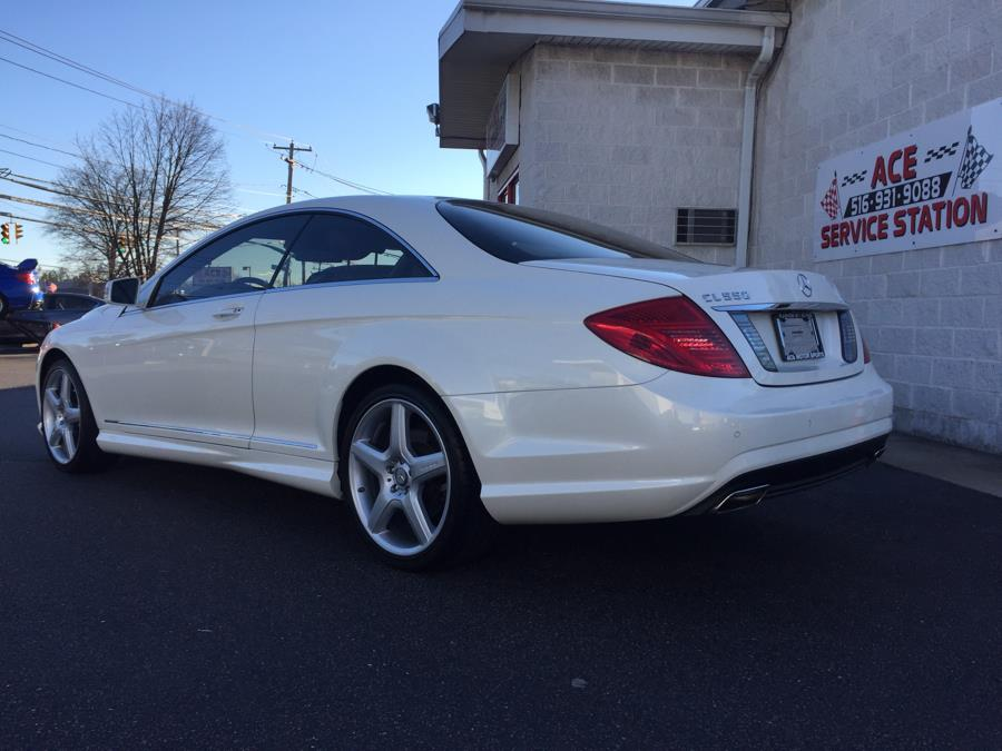 2011 Mercedes-Benz CL-Class 2dr Cpe CL 550 4MATIC, available for sale in Plainview , New York | Ace Motor Sports Inc. Plainview , New York