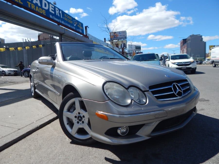 Used Mercedes-Benz CLK-Class 2dr Cabriolet 5.0L 2006 | Brooklyn Auto Mall LLC. Brooklyn, New York