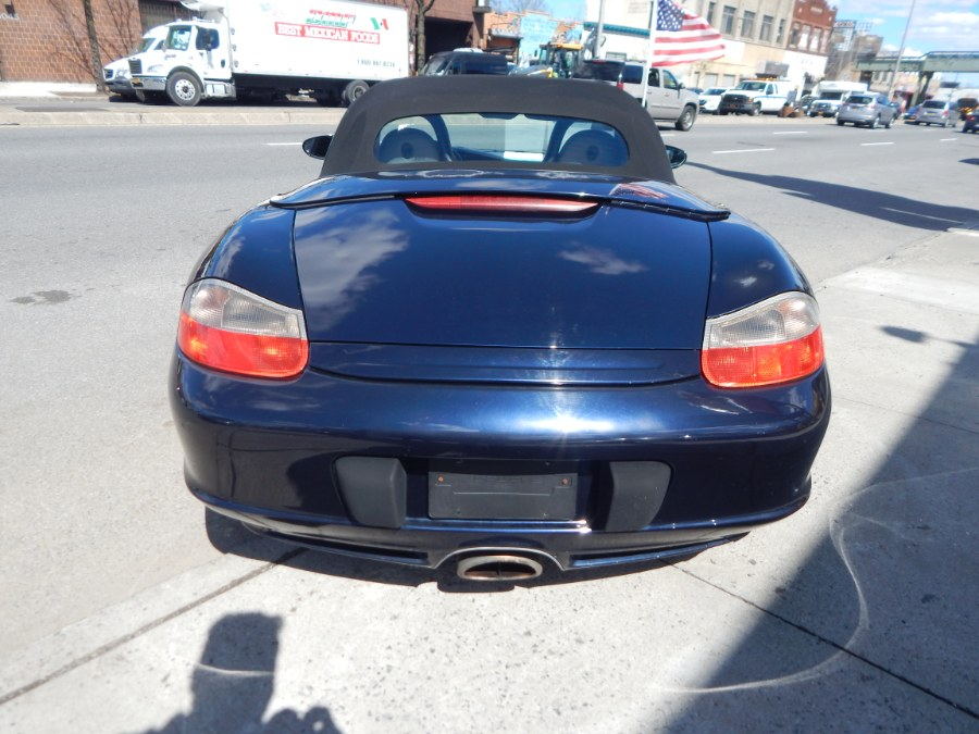 Used Porsche Boxster 2dr Roadster Tiptronic 2003 | Brooklyn Auto Mall LLC. Brooklyn, New York