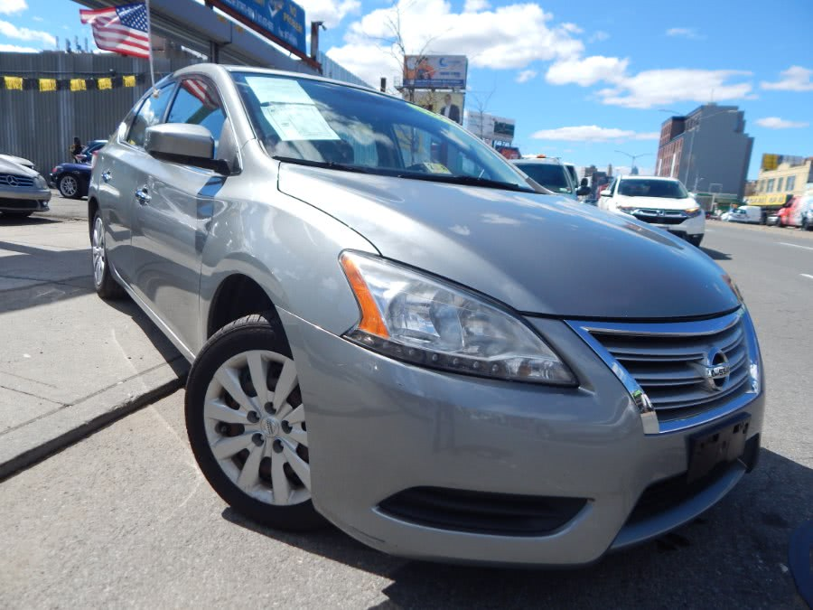 Used 2013 Nissan Sentra in Brooklyn, New York | Brooklyn Auto Mall LLC . Brooklyn, New York