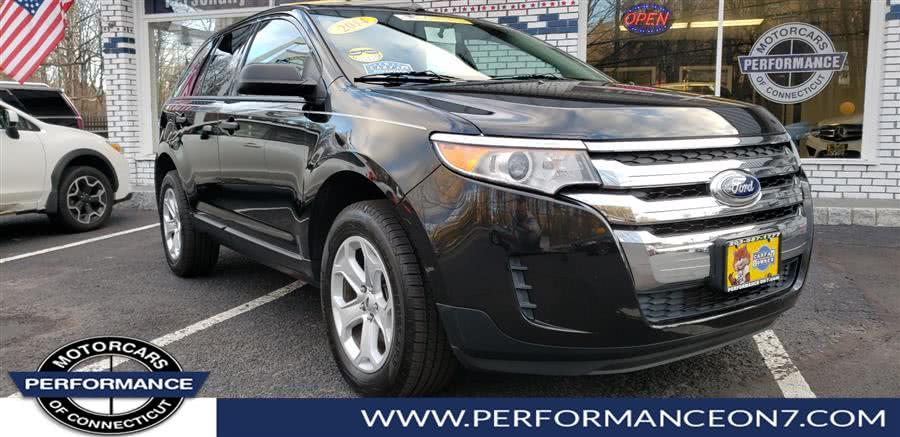 Used 2014 Ford Edge in Wilton, Connecticut | Performance Motor Cars. Wilton, Connecticut