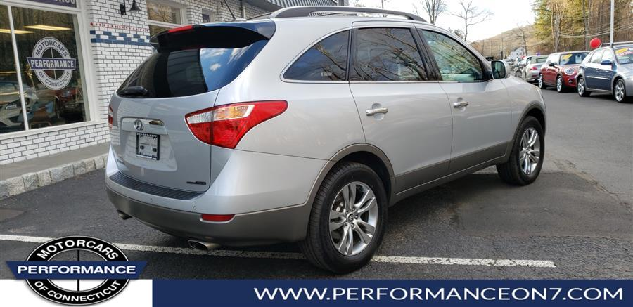 2012 Hyundai Veracruz AWD 4dr Limited, available for sale in Wilton, Connecticut | Performance Motor Cars. Wilton, Connecticut