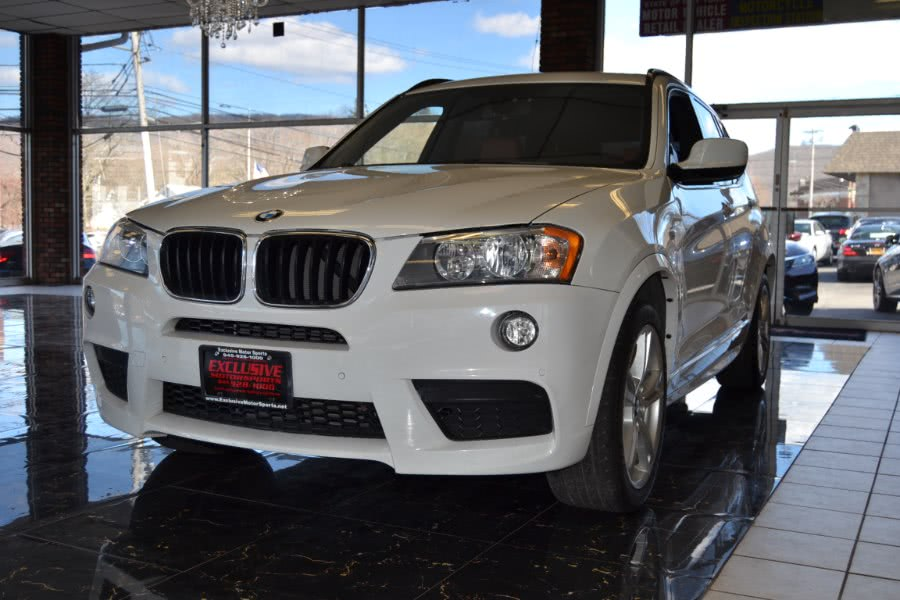 Used 2014 BMW X3 in Central Valley, New York | Exclusive Motor Sports. Central Valley, New York