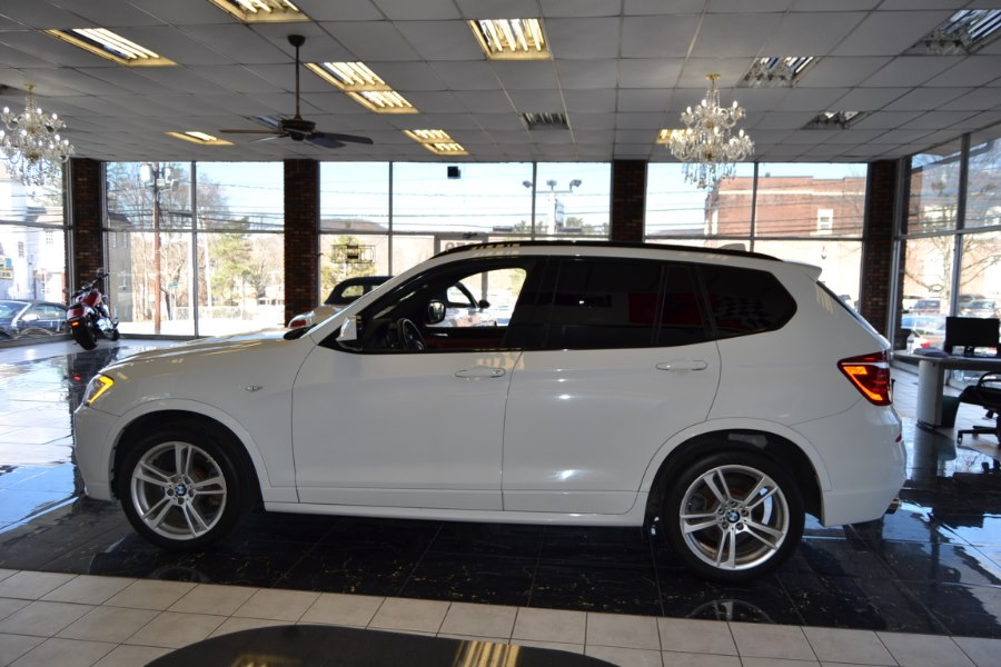 2014 BMW X3 AWD 4dr xDrive28i, available for sale in Central Valley, New York | Exclusive Motor Sports. Central Valley, New York
