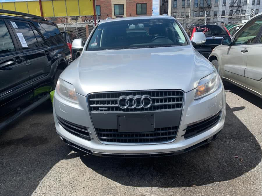 Used 2007 Audi Q7 in Brooklyn, New York | Atlantic Used Car Sales. Brooklyn, New York