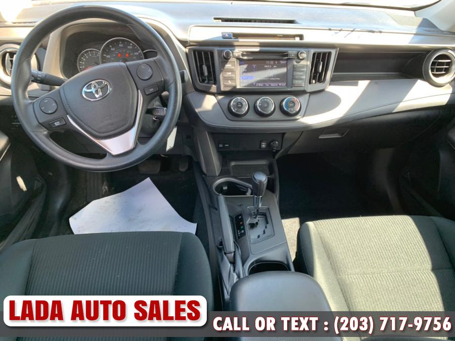 2016 Toyota RAV4 AWD 4dr LE (Natl), available for sale in Bridgeport, Connecticut | Lada Auto Sales. Bridgeport, Connecticut