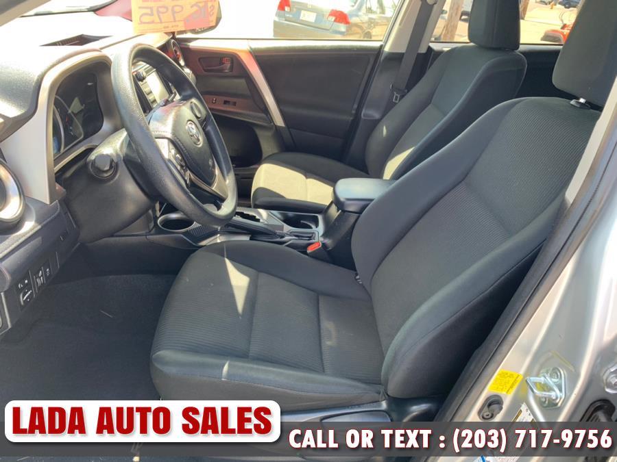 2015 Toyota RAV4 AWD 4dr LE (Natl), available for sale in Bridgeport, Connecticut | Lada Auto Sales. Bridgeport, Connecticut