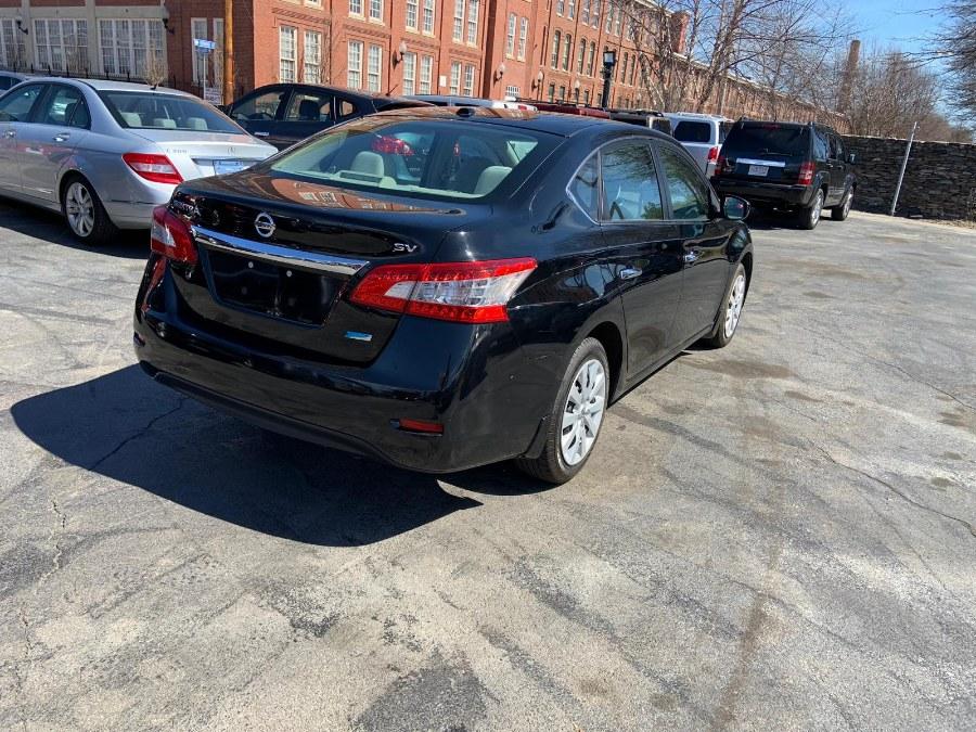 Used Nissan Sentra 4dr Sdn I4 CVT SV 2013 | Mass Auto Exchange. Framingham, Massachusetts