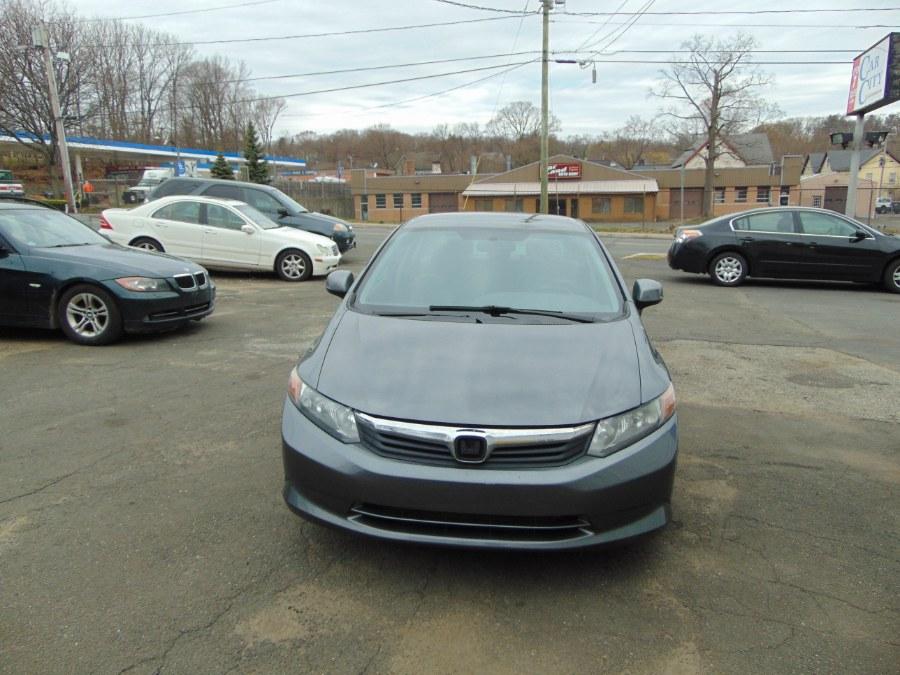 Used Honda Civic Sdn LX 2012   Car City of Danbury, LLC. Danbury, Connecticut