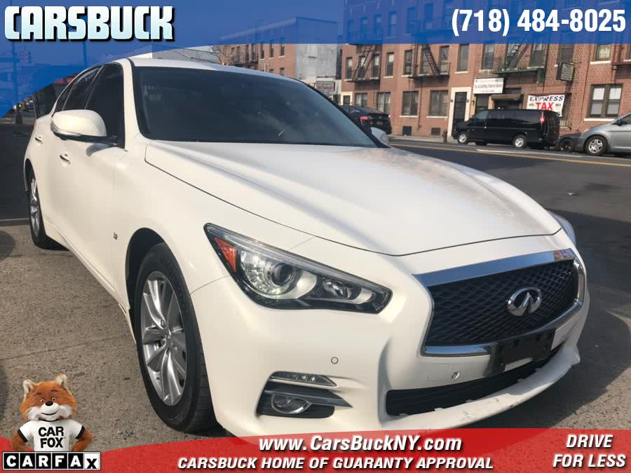 2014 Infiniti Q50 4dr Sdn AWD Premium, available for sale in Brooklyn, NY