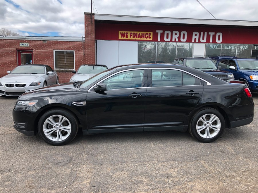 2016 Ford Taurus 4dr Sdn SEL AWD, available for sale in East Windsor, Connecticut | Toro Auto. East Windsor, Connecticut