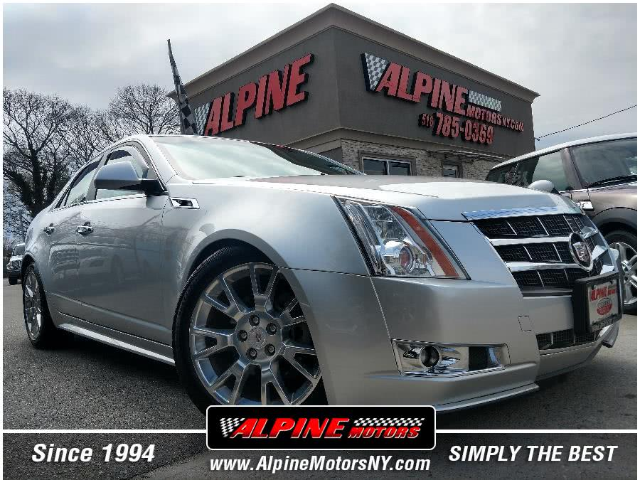 Used 2011 Cadillac CTS Sedan in Wantagh, New York | Alpine Motors Inc. Wantagh, New York