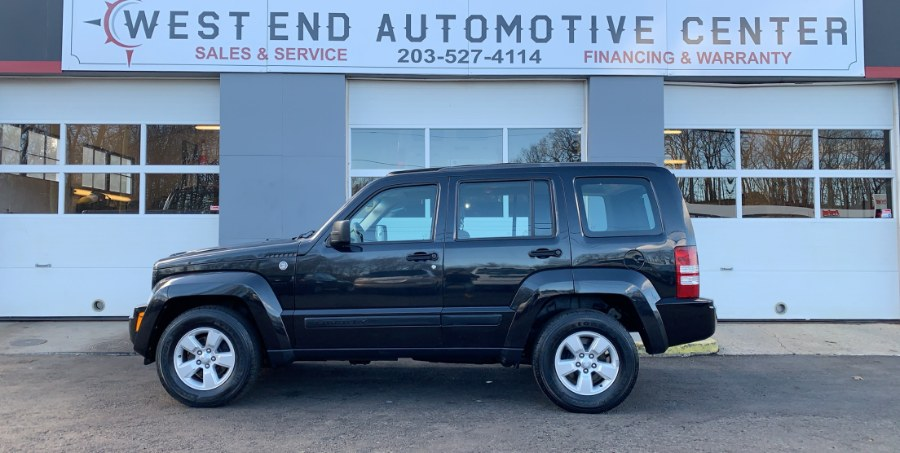 Used Jeep Liberty 4WD Sport 2010   West End Automotive Center. Waterbury, Connecticut